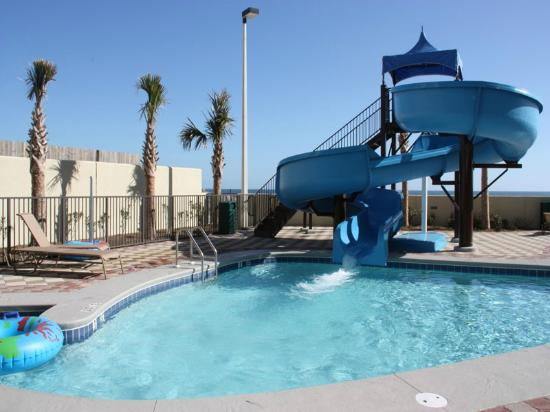 Phoenix West Waterslide At Lazy River