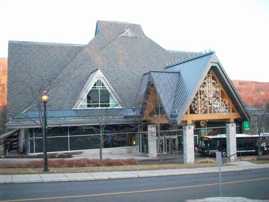 Mont Tremblant Casino Restaurant