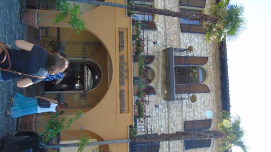 Hotel Windsor Savoia: Ótimo Restaurante
