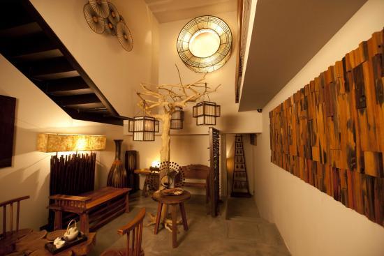 decoracion oriental salon