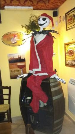 "Palma Campania, Italia: Merry Christmas da ""Il Leprecauno"" nightmare before christmas!"