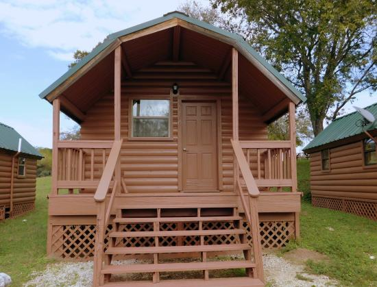 Our River Section Cabin That Sleeps 4 Picture Of The