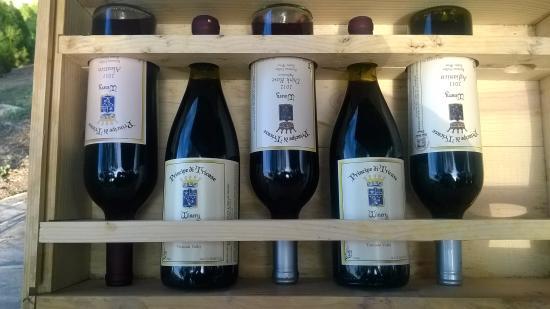 Ramona, Kaliforniya: Some of our wines