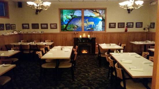 Seneca Falls, Nowy Jork: Private room seats up to 50