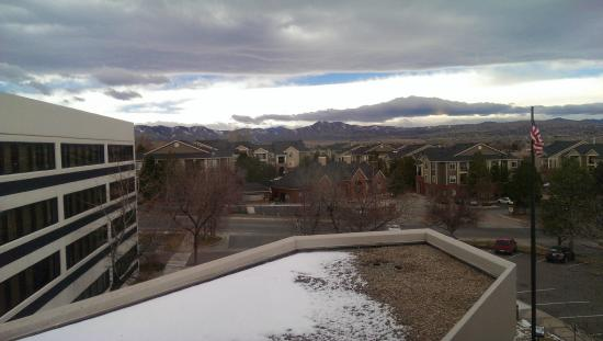 Hampton Inn Denver - Southwest/Lakewood : Mountain View Rooms
