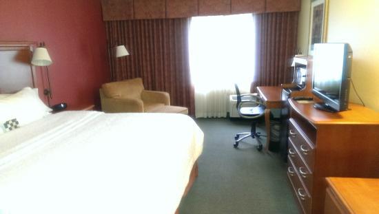 Hampton Inn Denver - Southwest/Lakewood : King Deluxe