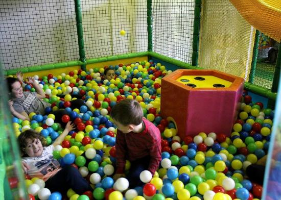 3cb7283a8a41 Ball pit - Picture of Hop Skip Jump