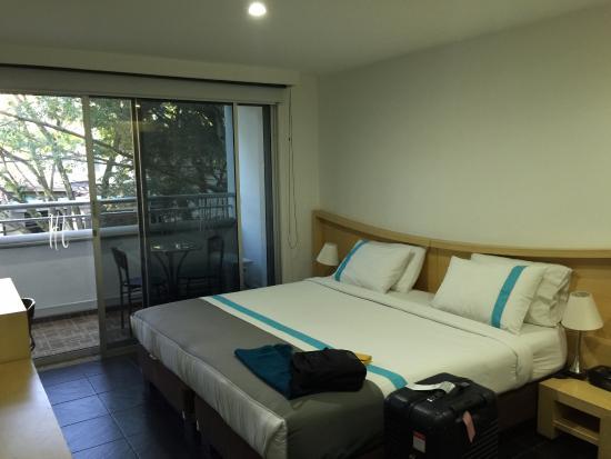 In House: Habitacion