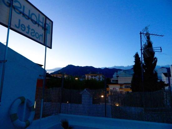 inHouse Marbella: View from rooftop patio