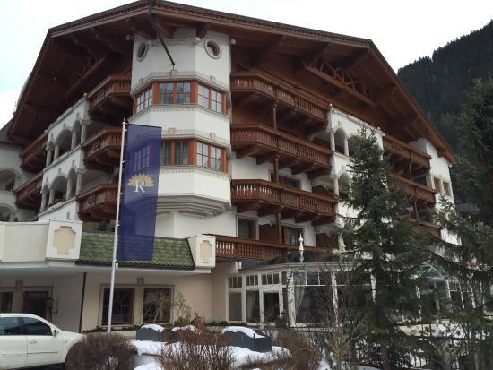 Hotel Trofana Royal: Exterier