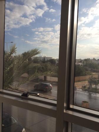 Olympic Djerba : Vue côté rue