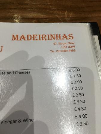 Madeirinhas Portuguese Delicatessen