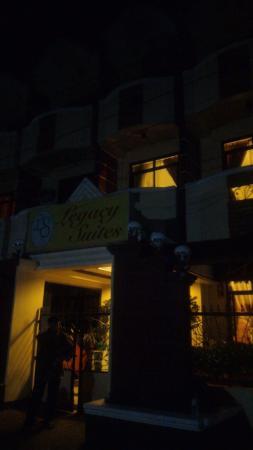 Legacy Suites Hotel Masbate Owner