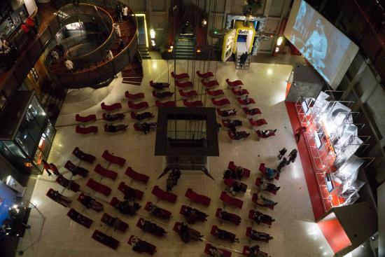 Museo Del Cinema.L Ascensore Picture Of Museo Nazionale Del Cinema Turin Tripadvisor