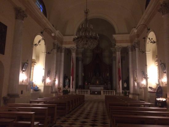 Poffabro, Italien: Interior