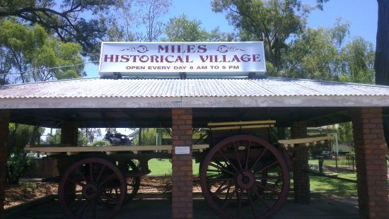 Miles Historical Village and Museum照片