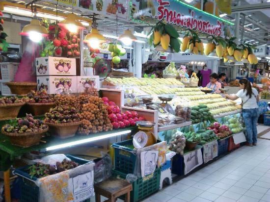 Or Tor Kor (OTK) Market - Picture of Or Tor Kor (OTK) Market, Bangkok - TripA...