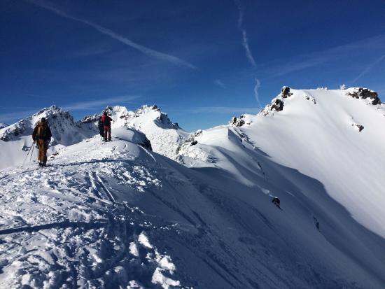 Oregon Ski Guides - Day Tours