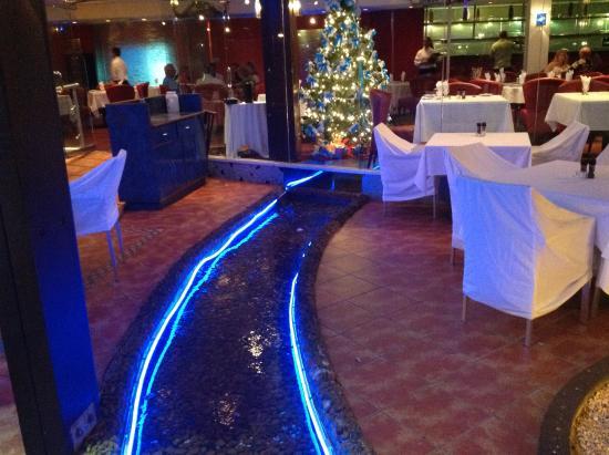 Tamarijn Aruba All Inclusive One Of The Fancy Restaurants