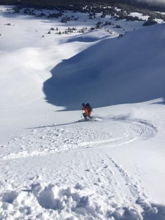 Oregon Ski Guides - Day Tours