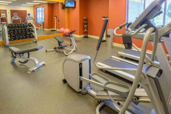 Hilton Garden Inn Joplin: Spin your wheels