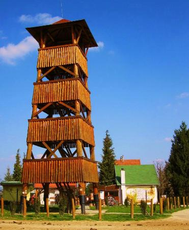 Zalakaros Look-out Tower