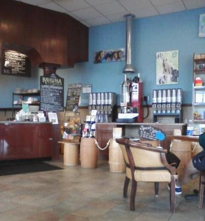 Hartland, Μίσιγκαν: Coffee Roaster