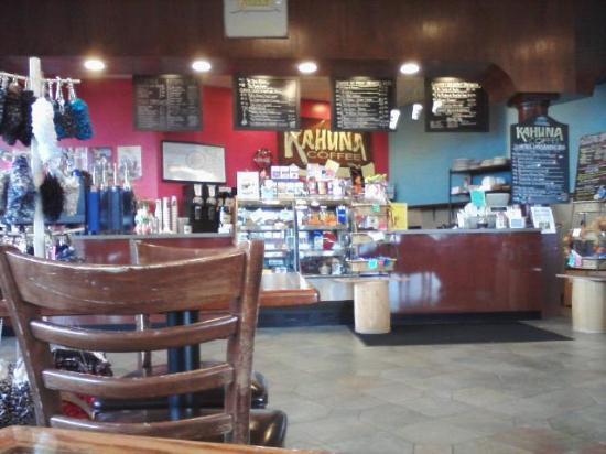 Hartland, Μίσιγκαν: Front Counter