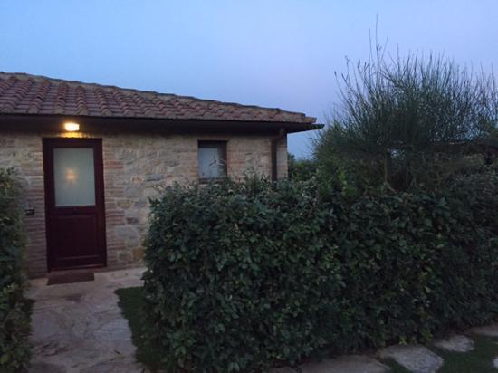 Pianella, Italy: entrada chalé