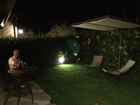 Pianella, Italy: jardim privativo