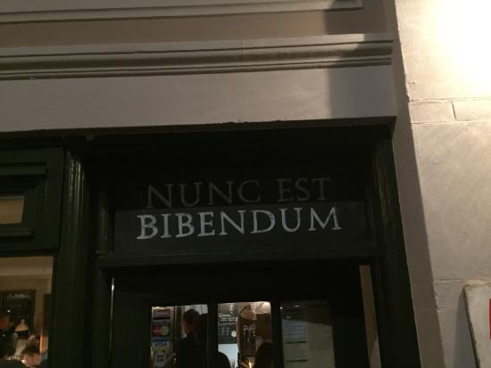 Photo of Wine Bar Bibendum at Nansensgade 45, Copenhagen 1366, Denmark