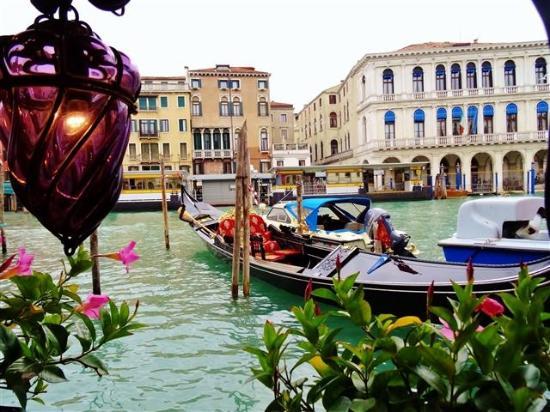 Fachada Picture Of Ristorante Terrazza Sommariva Venice