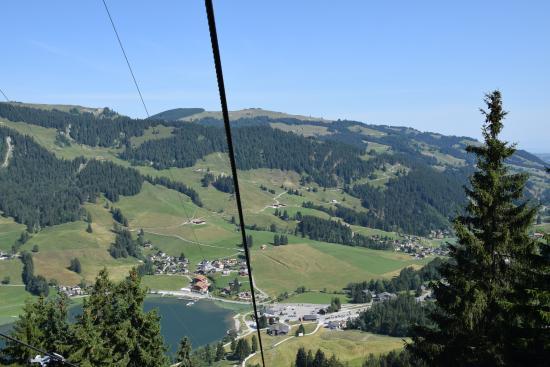 Schwarzsee Lac Noir: Schwarzsee