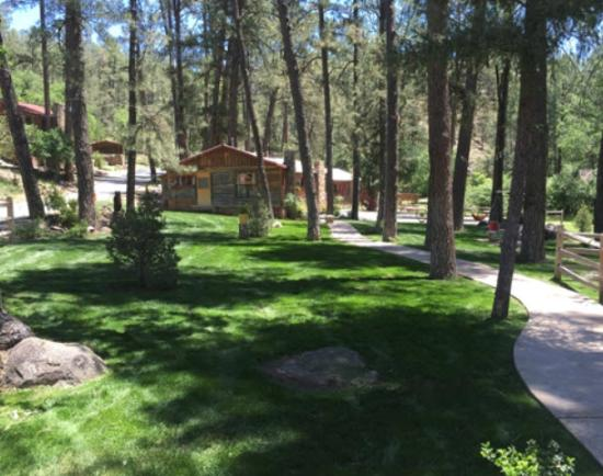 Captivating Sierra Blanca Cabins   UPDATED 2018 Prices U0026 Campground Reviews (Ruidoso, NM)    TripAdvisor