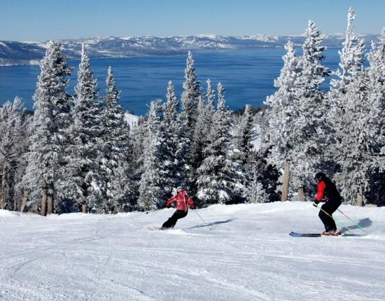 Stateline, NV: Skiing Heavenly Mountain Resort