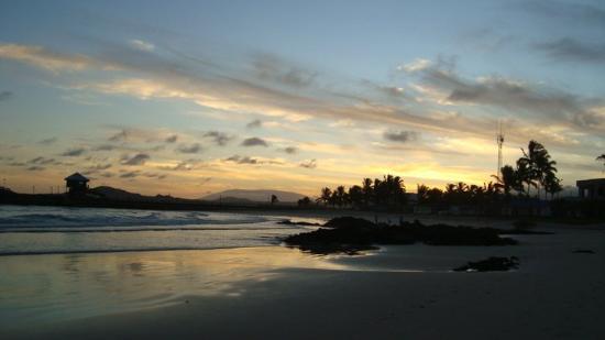 Hotel San Vicente Galapagos: playa