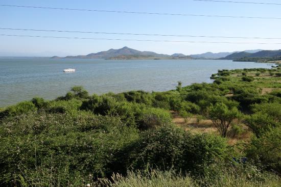 Chimbarongo, Chile: Embalse Covento Viejo