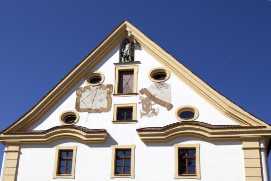 Waldsassen, Alemanha: В городе