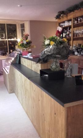 Strawberry Fields Food Emporium: New bar