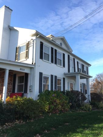 Westfield, NY: Front of Inn