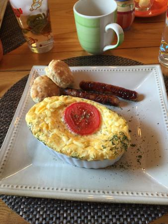 Westfield, Нью-Йорк: Egg Souffle