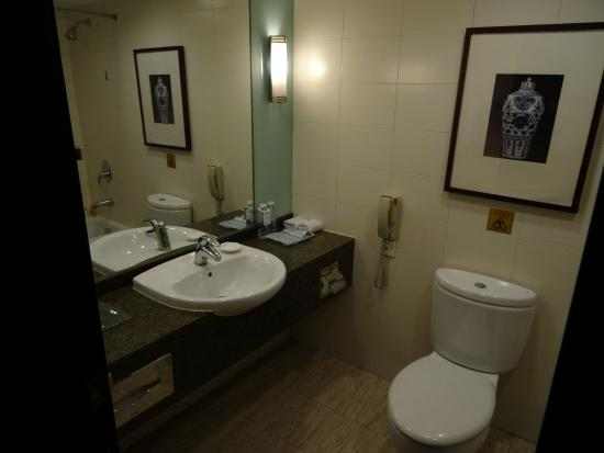 Gudu Wenhua Hotel: bathroom