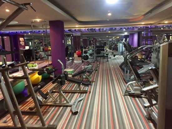 Paradisus Palma Real Golf & Spa Resort: Gym