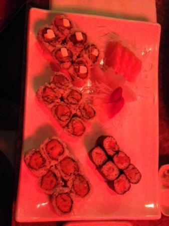 Aji Sai Plus Resto Lounge : sushi