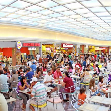3e3144b32 praça de alimentação - Picture of Jump Mania Shopping Aricanduva, Sao Paulo