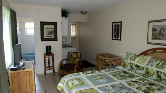 Sea Horse Motel: Room 9