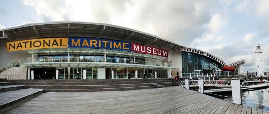 Musée national de la marine de Sydney : Australian National Maritime Museum