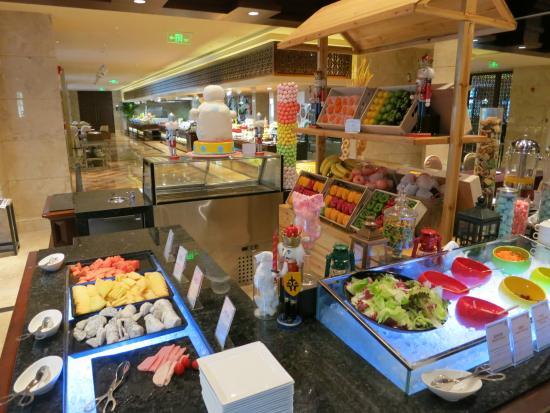 Best Hotel Breakfast Buffet Guangzhou