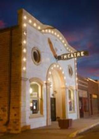 Julesburg, CO: Hippodrome Theatre and Arts Centre