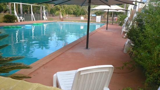 Normanton, Australia: Pool